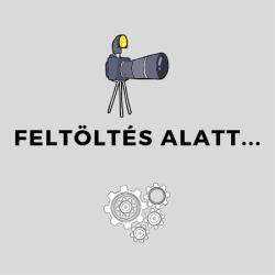 Alveola Waxing Elasztikus gyanta titándioxid 800ml konzerv