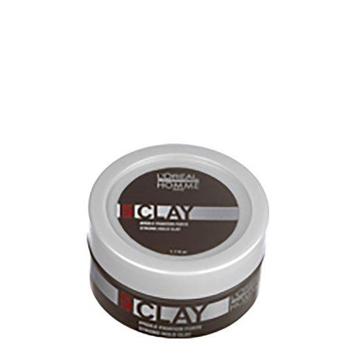 Loréal homme clay wax 50ml