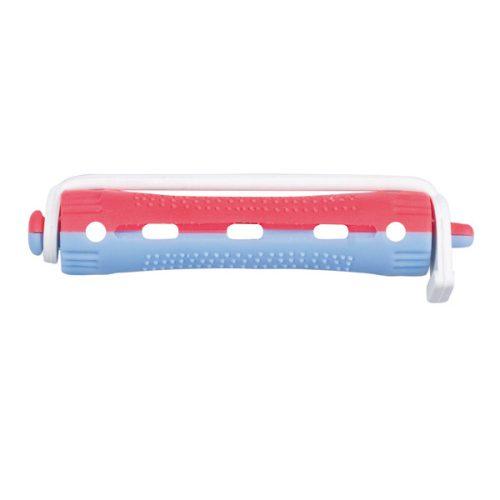 Dauercsavaró: rövid (piros-kék) 12db/csomag