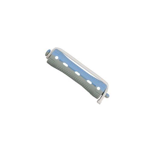 Dauercsavaró: rövid (szürke-kék) 12db/csomag