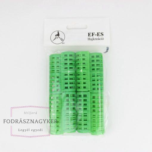 Ef-Es pattintós hajcsavaró 20mm 8db/csomag