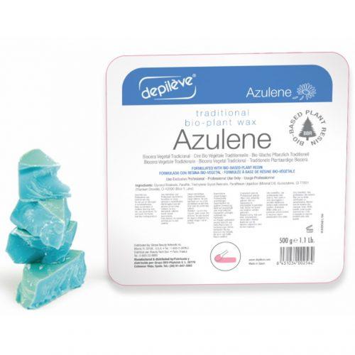 Depiléve BIO hagyományos gyanta azulénes 1 kg