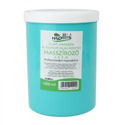 Mollis Masszirozókrém illatmentes 1000ml