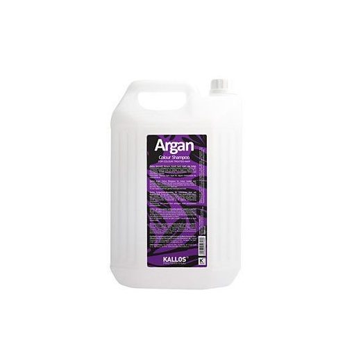 Kallos sampon argán 5000ml