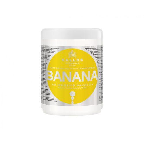 Kallos KJMN pakoló banán 1000ml