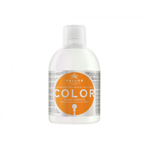 Kallos KJMN sampon color 1000ml