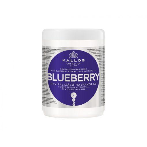 Kallos KJMN pakoló blueberry 1000ml