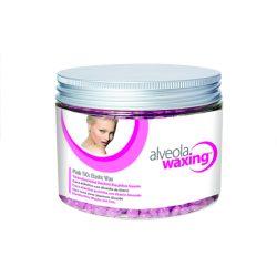 Alveola Waxing Titándioxid elasztikus gyöngy gyanta tégely 400g