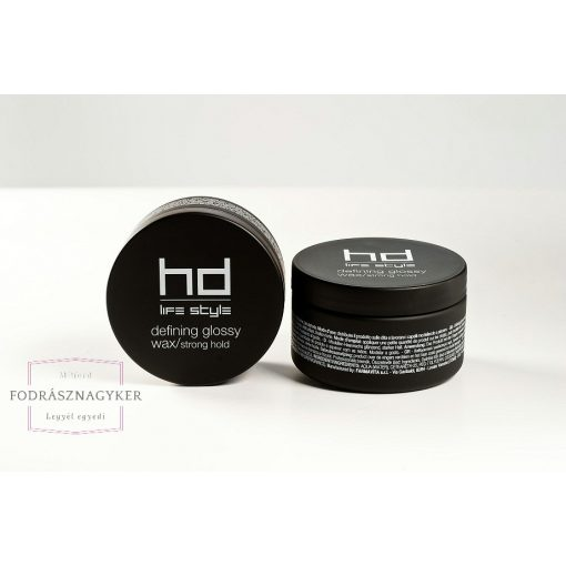 HD hajfény wax 100ml