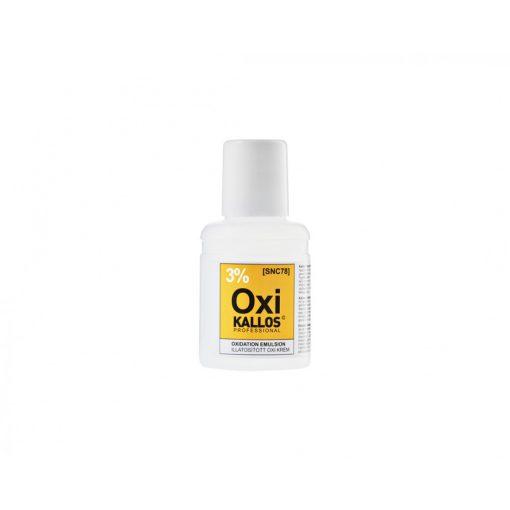 Kallos kis oxi 3% 60ml