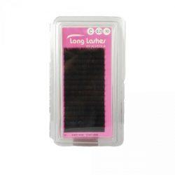 Long lashes szempilla fekete C/0,20-10mm