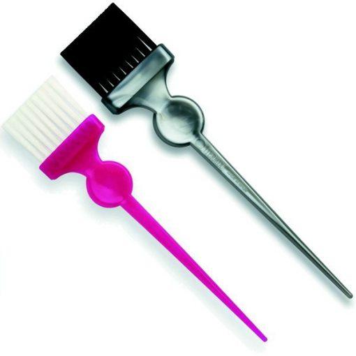Festőecset (keskeny)Termix pink szürke