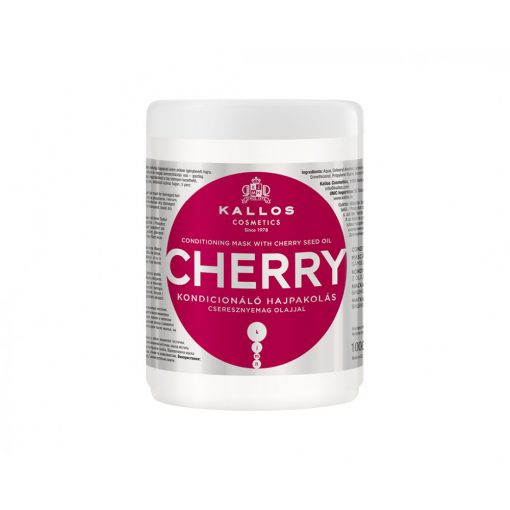 Kallos KJMN pakoló cherry 1000ml