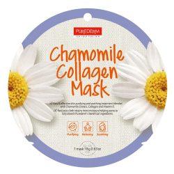 PureDerm Kamilla maszk Chamomille PD804