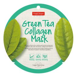 PureDerm Green Tea maszk PD807
