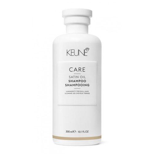 Keune Care Satin oil sampon 300ml