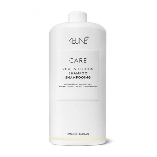 Keune Care Vital Nutrition sampon 1000ml