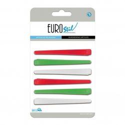 Eurostil 00075 műanyag gólyacsőr  fekete