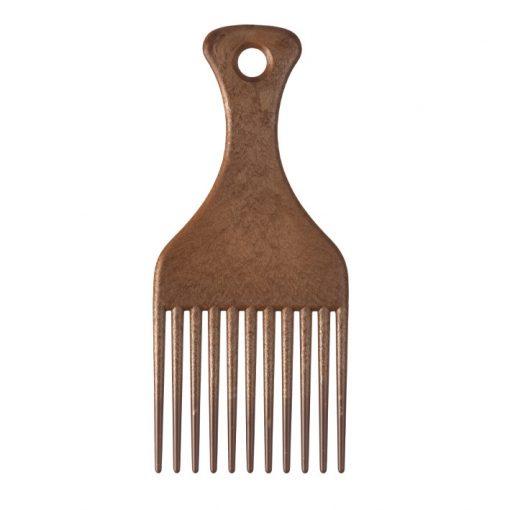 Eurostil 00403 fésű afro fésű barna
