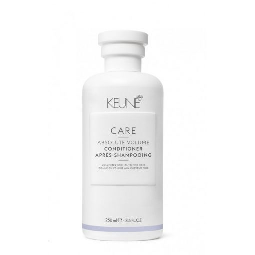 Keune Care Absolute Volume balzsam 250ml