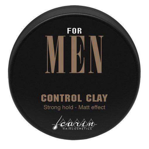 Carin Men Control Clay 100ml