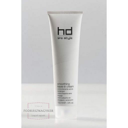 HD Smoothing leave-in cream 150ml