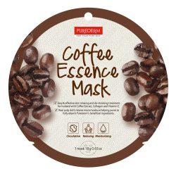 PureDerm Kávé maszk circle