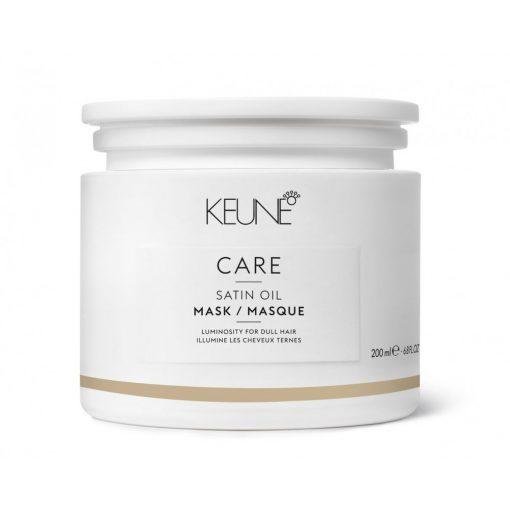 Keune Care Satin oil maszk 200ml