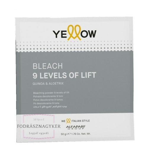 Yellow Bleach szőkitőpor 50 g