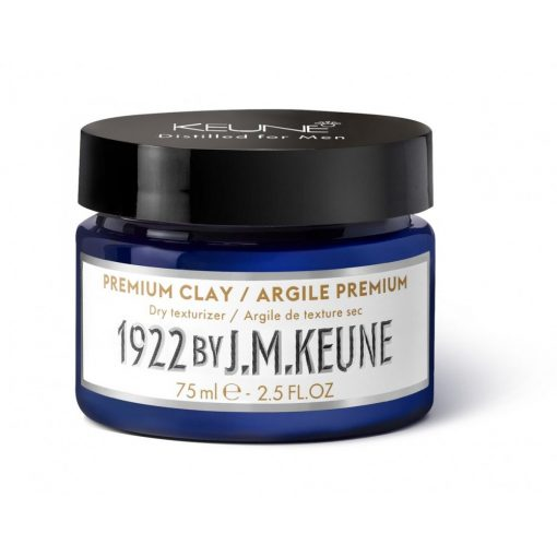 Keune 1922 Premium clay 75ml