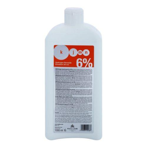 Kallos KJMN oxi  6% 1000ml