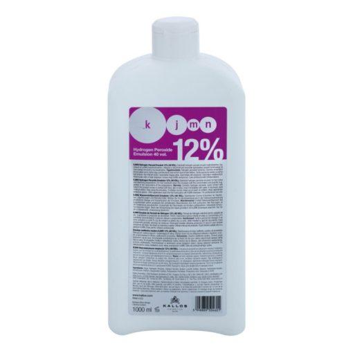 Kallos KJMN oxi 12% 1000ml