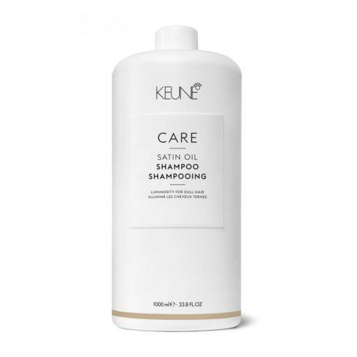 Keune Care Satin oil sampon 1000ml