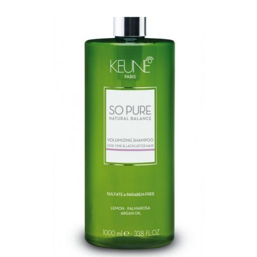 Keune SO pure Volumizing sampon 1000ml