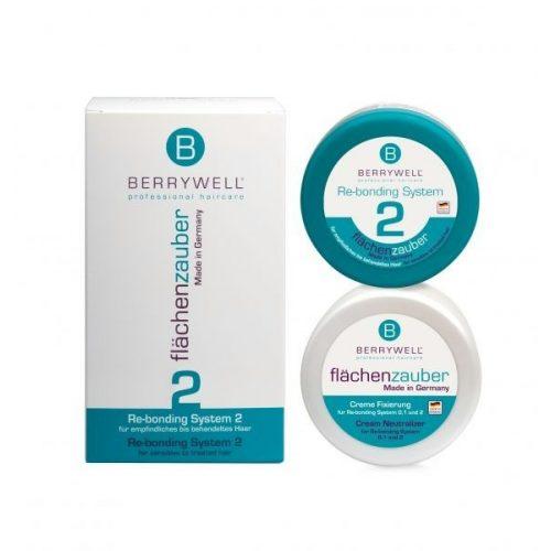 Berrywell Re-bonding hajsimító szett 2.