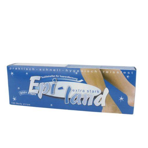 Gyantalehúzó csík: Epi-land 100db-os dobozos