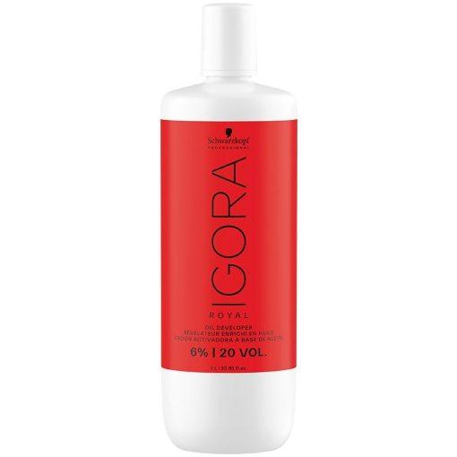 Igora Royal Ápoló színelőhívó emulzió 6% 1000ml