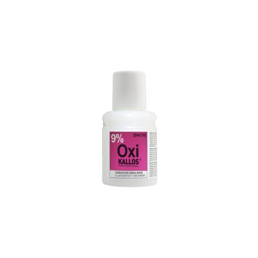 Kallos kis oxi 9% 60 ml
