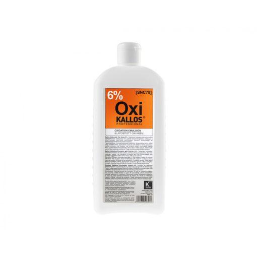 Kallos Oxi 6% 1000 ml