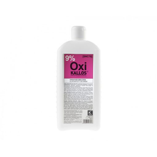 Kallos Oxi 9% 1000 ml