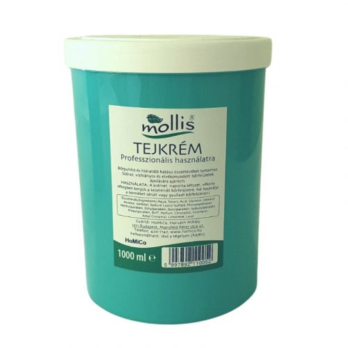 Mollis Tejkrém 1000 ml