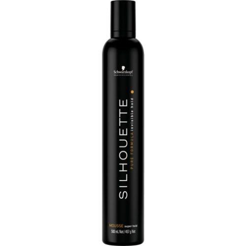 Silhouette szupererős hajhab 500ml