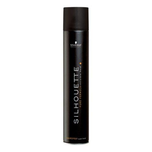 Silhouette szupererős hajlakk 300ml