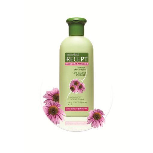 SUBRINA Recept sampon korpásodás ellen zsíros hajra 400ml
